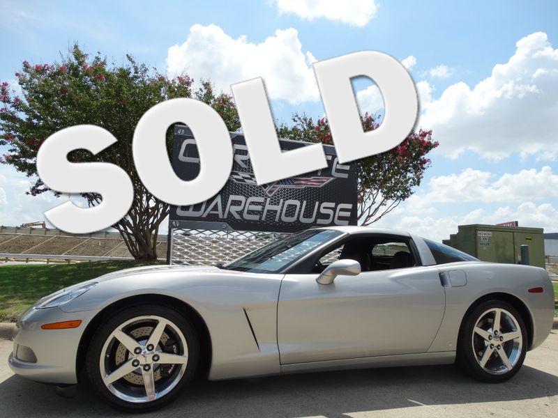 2007 Chevrolet Corvette Coupe 2LT, Z51, Auto, Chromes Only 8k! | Dallas, Texas | Corvette Warehouse