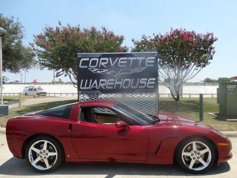 2007 Chevrolet Corvette Coupe 3LT, F55, NAV, Chrome Wheels Only 21k! | Dallas, Texas | Corvette Warehouse  in Dallas, Texas