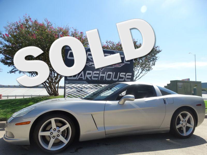 2007 Chevrolet Corvette Coupe 1LT, Auto, CD, Alloys 93k  | Dallas, Texas | Corvette Warehouse