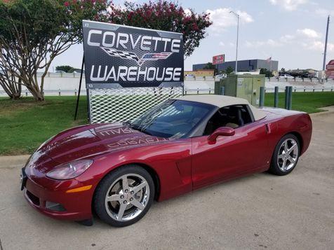 2007 Chevrolet Corvette Convertible 3LT, Z51, NAV, Auto, Chromes! | Dallas, Texas | Corvette Warehouse  in Dallas, Texas