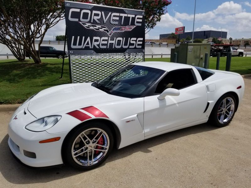 2007 Chevrolet Corvette Z06 Ron Fellows Edition, 1/399 Made, Gorgeous, 28k | Dallas, Texas | Corvette Warehouse