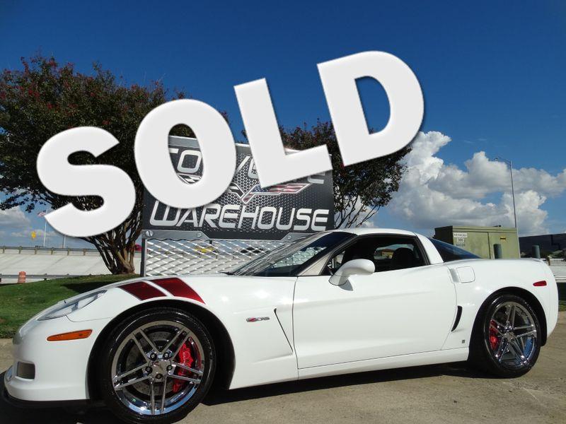 2007 Chevrolet Corvette Z06 Ron Fellows Edition, 1/399 Made, Gorgeous, 28k | Dallas, Texas | Corvette Warehouse