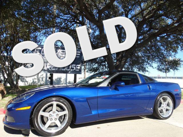 2007 Chevrolet Corvette Coupe 3LT, Auto, Glass Top, Polished Wheels 60k! | Dallas, Texas | Corvette Warehouse  in Dallas Texas