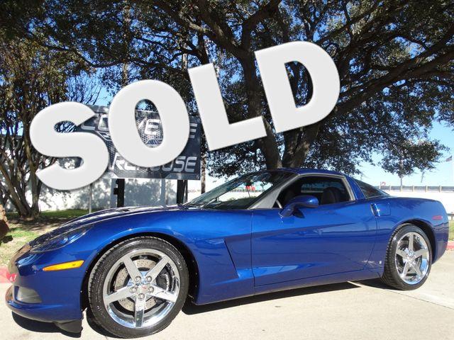 2007 Chevrolet Corvette Coupe 3LT, Z51, Auto, Chromes, Only 47k! | Dallas, Texas | Corvette Warehouse  in Dallas Texas