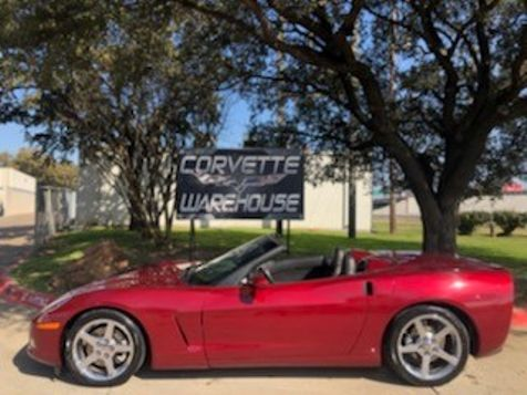 2007 Chevrolet Corvette Convertible 3LT, Power Top, Auto, Chromes, 23k! | Dallas, Texas | Corvette Warehouse  in Dallas, Texas