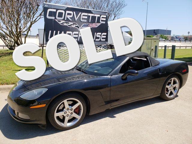 2007 Chevrolet Corvette Convertible 3LT, F55, Auto, Chromes, 28k! | Dallas, Texas | Corvette Warehouse  in Dallas Texas