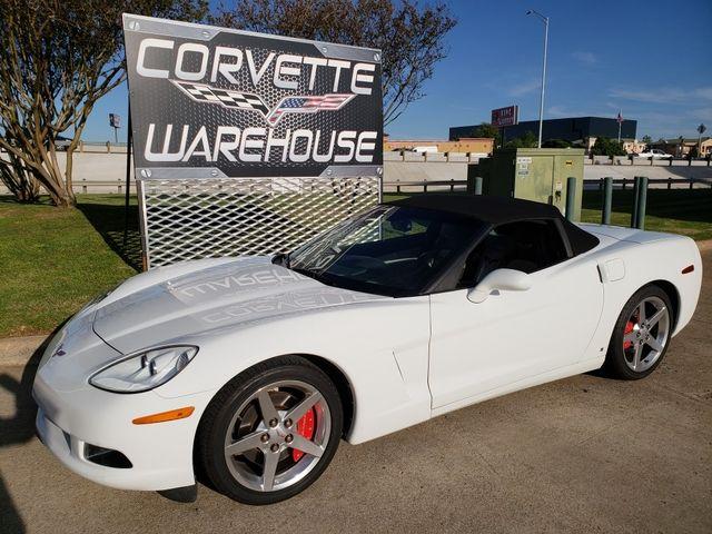2007 Chevrolet Corvette Convertible 3LT, NAV, Pwr Top, Polished Wheels 32k | Dallas, Texas | Corvette Warehouse  in Dallas Texas