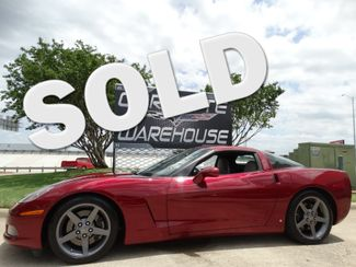 2007 Chevrolet Corvette Coupe 2LT, Z51, 6 Speed, Comp Grays, 1-Owner! | Dallas, Texas | Corvette Warehouse  in Dallas Texas
