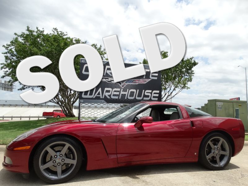 2007 Chevrolet Corvette Coupe 2LT, Z51, 6 Speed, Comp Grays, 1-Owner!   Dallas, Texas   Corvette Warehouse