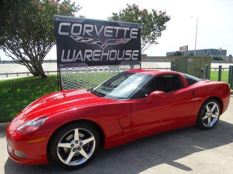 2007 Chevrolet Corvette Coupe Auto, Jensen Radio, CD Plyer, Chromes 38k! | Dallas, Texas | Corvette Warehouse  in Dallas, Texas