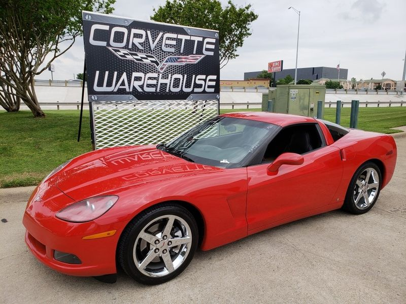2007 Chevrolet Corvette Coupe Auto, Jensen Radio, CD Plyer, Chromes 38k! | Dallas, Texas | Corvette Warehouse