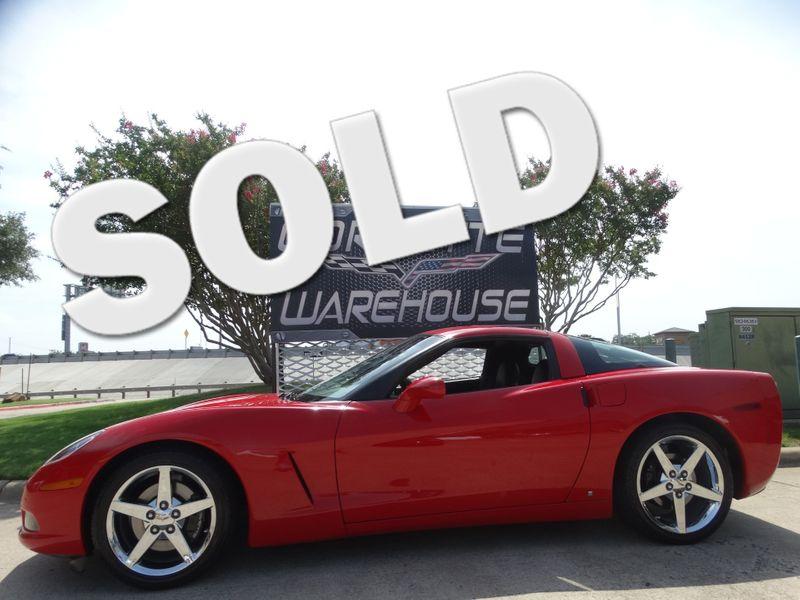 2007 Chevrolet Corvette Coupe Auto, Jensen Radio, CD Plyer, Chromes 38k! | Dallas, Texas | Corvette Warehouse