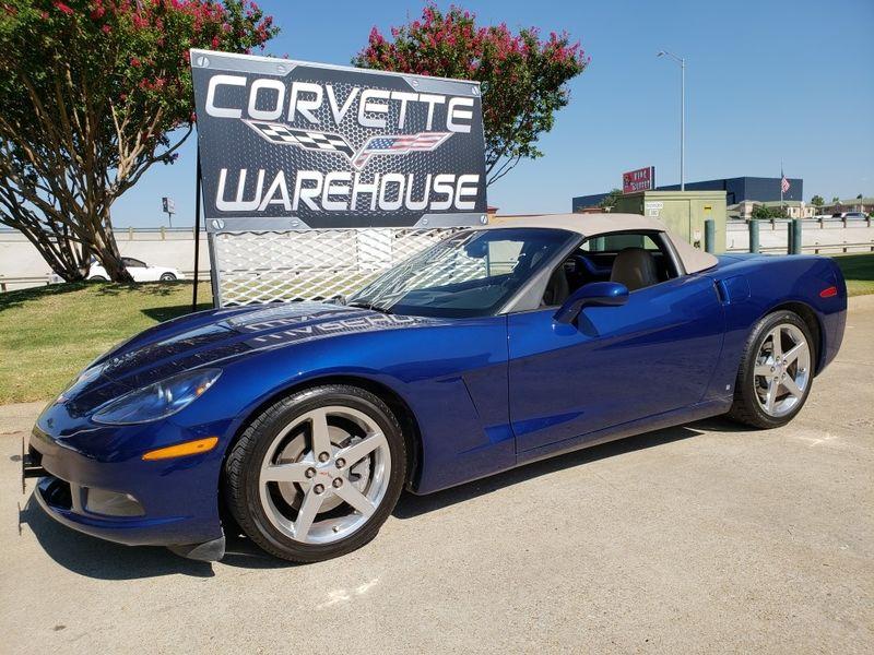 2007 Chevrolet Corvette Convertible 3LT, 6 Speed, Corsa, Chrome, 33k! | Dallas, Texas | Corvette Warehouse