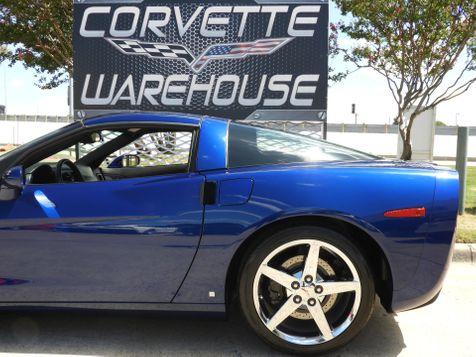 2007 Chevrolet Corvette Coupe 2LT, F55, 6 Speed, Chrome Wheels, Only 25k! | Dallas, Texas | Corvette Warehouse  in Dallas, Texas
