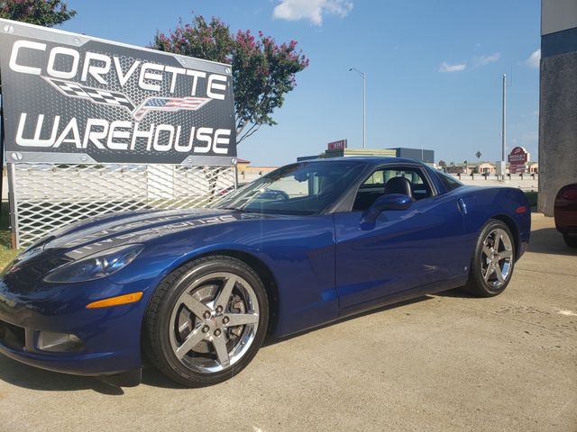 2007 Chevrolet Corvette Coupe 2LT, F55, 6 Speed, Chrome Wheels, Only 25k! | Dallas, Texas | Corvette Warehouse  in Dallas Texas