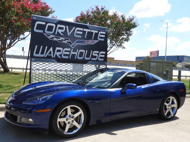 2007 Chevrolet Corvette Coupe 2LT, F55, 6 Speed, Chrome Wheels, Only 25k! | Dallas, Texas | Corvette Warehouse