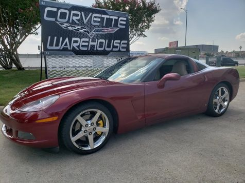2007 Chevrolet Corvette Coupe 3LT, Auto, CD Player, Chrome Wheels Only 61k | Dallas, Texas | Corvette Warehouse  in Dallas, Texas