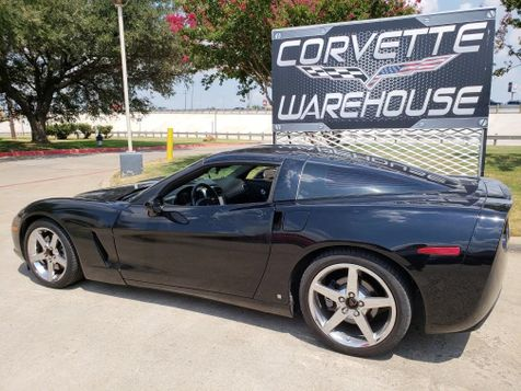 2007 Chevrolet Corvette Coupe 1LT, Auto, CD Player, Chrome Wheels 121k! |  Dallas, Texas | Corvette Warehouse | Dallas Texas 75220