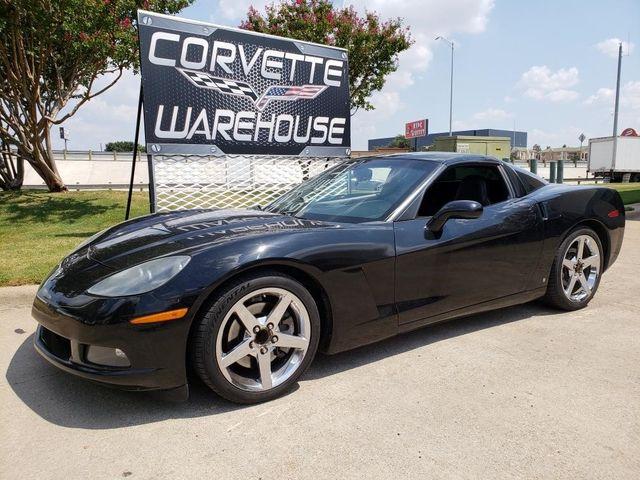 2007 Chevrolet Corvette Coupe 1LT, Auto, CD Player, Chrome Wheels 121k! | Dallas, Texas | Corvette Warehouse  in Dallas Texas
