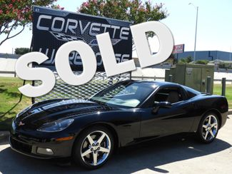 2007 Chevrolet Corvette Coupe 3LT, Z51, NAV, Auto, Chrome Wheels, 14k! | Dallas, Texas | Corvette Warehouse  in Dallas Texas