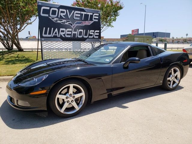 2007 Chevrolet Corvette Coupe 3LT, Z51, NAV, Auto, Chrome Wheels, 14k! | Dallas, Texas | Corvette Warehouse  in Dallas Texas