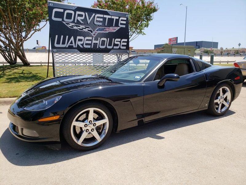 2007 Chevrolet Corvette Coupe 3LT, Z51, NAV, Auto, Chrome Wheels, 14k!   Dallas, Texas   Corvette Warehouse