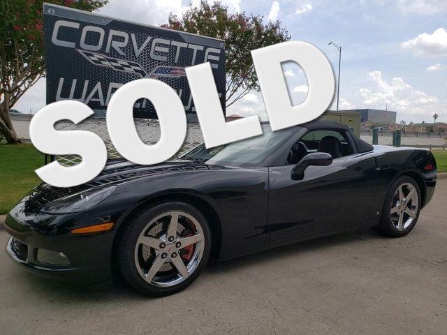 2007 Chevrolet Corvette Convertible 3LT, Z51, NAV, Auto, Chromes 6k! | Dallas, Texas | Corvette Warehouse  in Dallas Texas