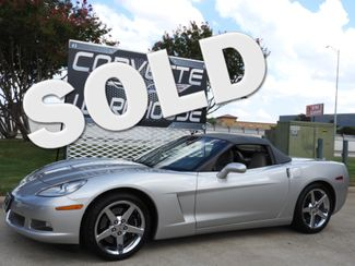 2007 Chevrolet Corvette Convertible 3LT, Z51, NAV, Auto, Chromes Only 36k! | Dallas, Texas | Corvette Warehouse  in Dallas Texas