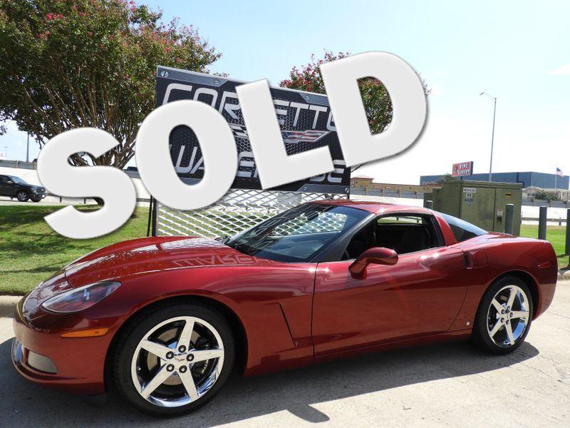 2007 Chevrolet Corvette Coupe 3LT, Auto, Chromes, Only 34k! | Dallas, Texas | Corvette Warehouse