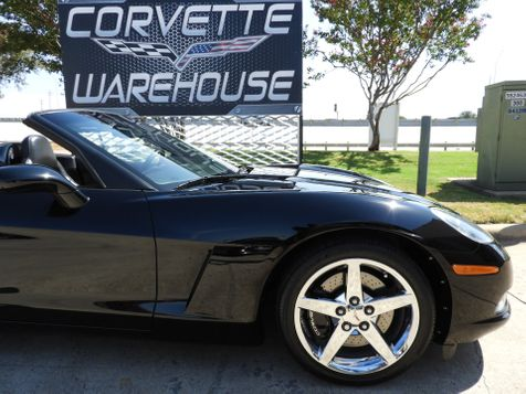 2007 Chevrolet Corvette Convertible 3LT, Z51, NAV, Auto, Chromes Only 35k! | Dallas, Texas | Corvette Warehouse  in Dallas, Texas