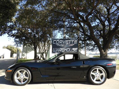 2007 Chevrolet Corvette Convertible 3LT, F55, Auto, Polished Wheels 55k! | Dallas, Texas | Corvette Warehouse  in Dallas, Texas