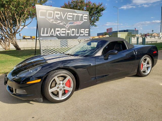 2007 Chevrolet Corvette Convertible 3LT, F55, Auto, Polished Wheels 55k! | Dallas, Texas | Corvette Warehouse  in Dallas Texas