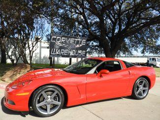 2007 Chevrolet Corvette Coupe 3LT, Z51, NAV, Auto, Comp Gray's, Only 16k in Dallas, Texas 75220