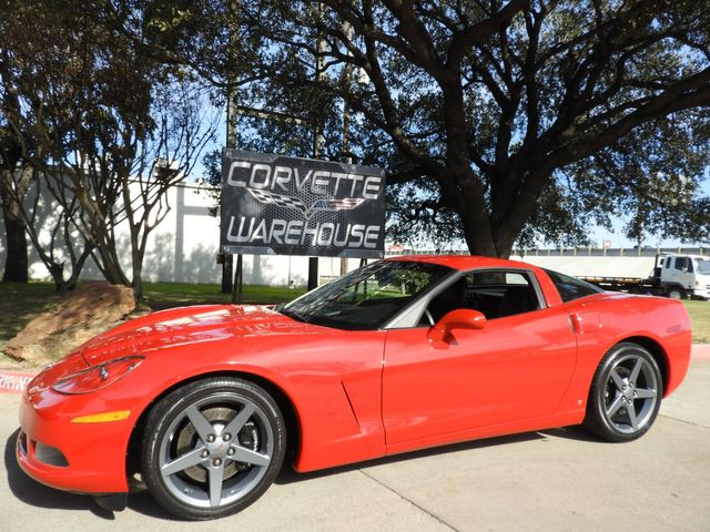 2007 Chevrolet Corvette Coupe 3LT, Z51, NAV, Auto, Comp Gray's, Only 16k! | Dallas, Texas | Corvette Warehouse  in Dallas Texas