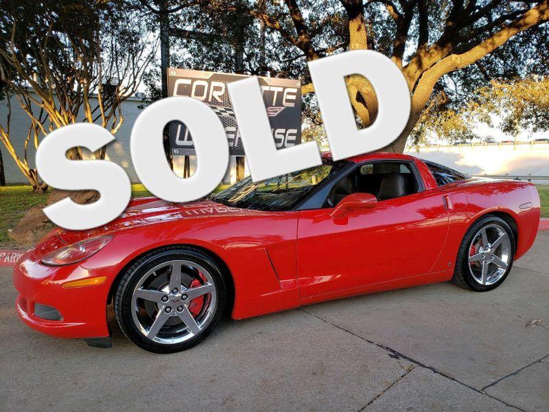 2007 Chevrolet Corvette Coupe Auto, CD, Chrome Wheels, NICE!   Dallas, Texas   Corvette Warehouse
