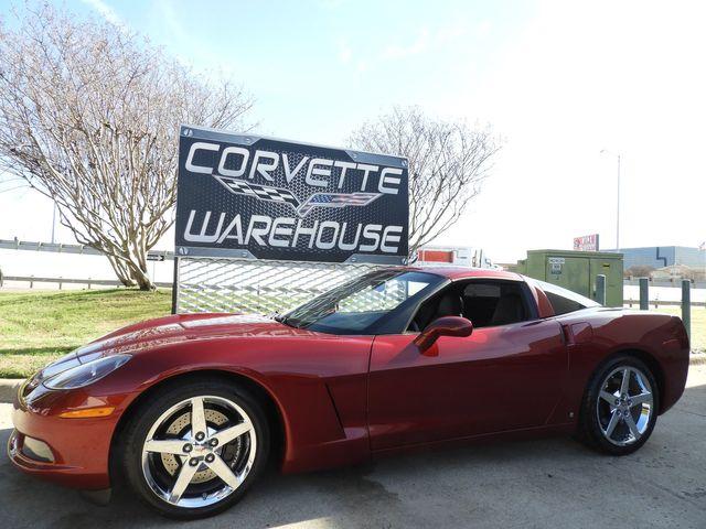 2007 Chevrolet Corvette Coupe 3LT, F55, Auto, Chrome Wheels, Only 8k! | Dallas, Texas | Corvette Warehouse  in Dallas Texas
