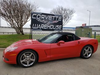 2007 Chevrolet Corvette Convertible 3LT, Z51, NAV, Auto, Chromes 27k! | Dallas, Texas | Corvette Warehouse  in Dallas Texas
