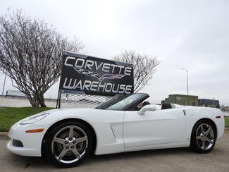 2007 Chevrolet Corvette Convertible 3LT, Z51, NAV, Auto, Chromes 19k in Dallas, Texas 75220