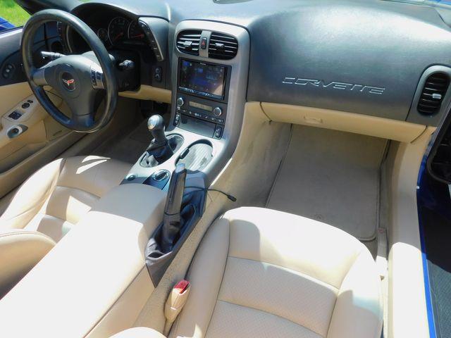 2007 Chevrolet Corvette Convertible 3LT, F55, NAV, 6-Speed, Chromes 88k in Dallas, Texas 75220