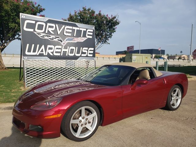 2007 Chevrolet Corvette Convertible 3LT, Z51, NAV, Power Top, Only 55k in Dallas, Texas 75220