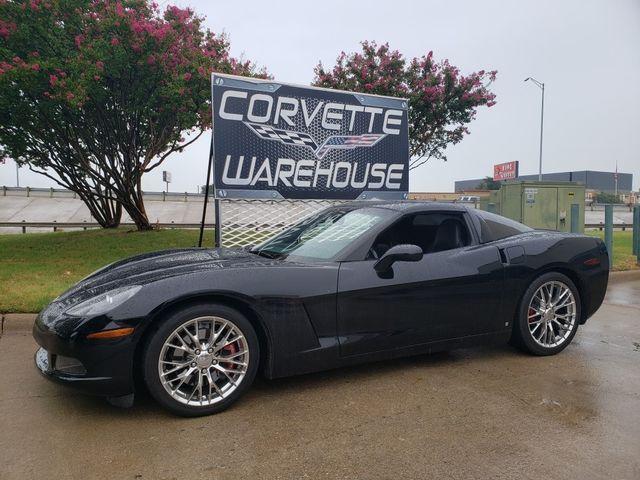 2007 Chevrolet Corvette Coupe Automatic, Alpine Radio, ZR1 Chromes 44k in Dallas, Texas 75220