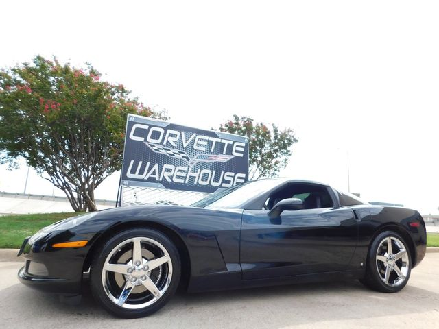 2007 Chevrolet Corvette Coupe 6-Speed, CD Player, Chrome Wheels 45k