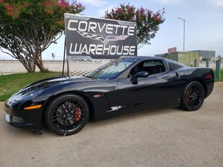 2007 Chevrolet Corvette Coupe 1LT, Z51, Auto, CD Player, Black Wheels 43k in Dallas, Texas 75220