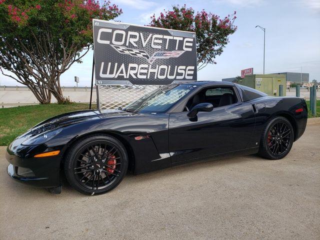 2007 Chevrolet Corvette Coupe 1LT, Z51, Auto, CD Player, Black Wheels 43k