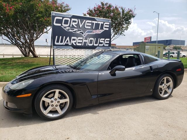 2007 Chevrolet Corvette Coupe Auto, One-Owner, Polished Wheels 89k