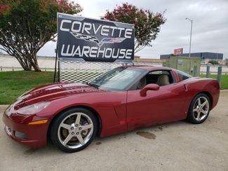 2007 Chevrolet Corvette Coupe 3LT, Z51, NAV, 6-Speed, Chrome Wheels 58k in Dallas, Texas 75220