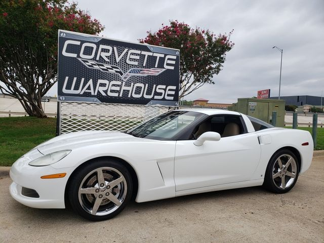 2007 Chevrolet Corvette Coupe 3LT, Z51, NAV, Auto, Chrome Wheels 37k in Dallas, Texas 75220