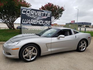 2007 Chevrolet Corvette Coupe 3LT, F55, NAV, Auto, Chrome Wheels 26k in Dallas, Texas 75220