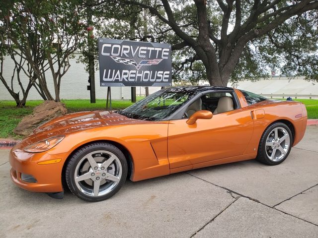 2007 Chevrolet Corvette Coupe 2LT, Auto, CD Player, Glass Top, Chromes 39k in Dallas, Texas 75220