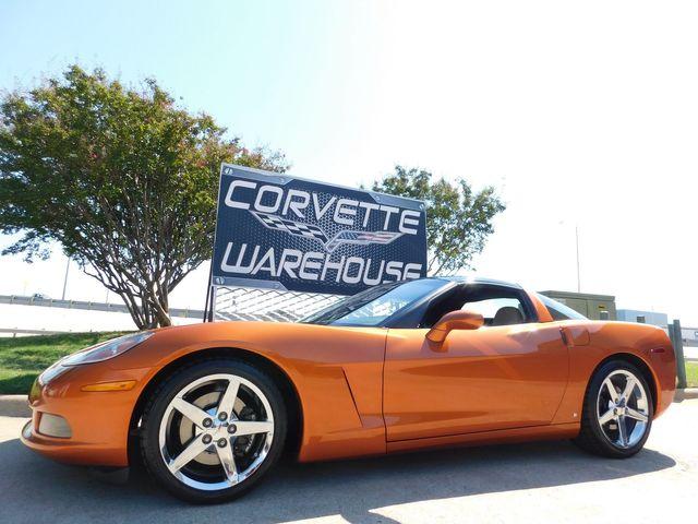 2007 Chevrolet Corvette Coupe 2LT, Auto, CD Player, Glass Top, Chromes 39k